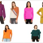 12 Pullover Sweater Catch Other's Eyes